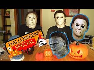 UNBOXING Michael Myers HALLOWEEN H20/H40 Replica Masks Trick or Treat Studios