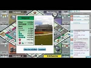 Pogo Games: Monopoly Part 2