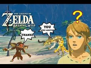 If the Enemies in Breath of the Wild Could Talk