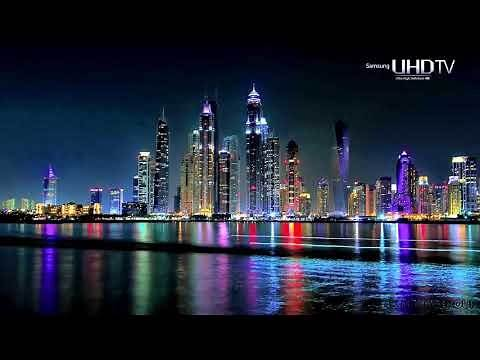 Samsung 4K Video World Cities in Dolby Digital Ultra HD 60 FPS