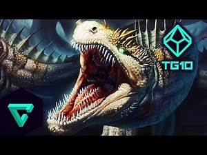 TG10 : Top 10 Monsters In Video Games