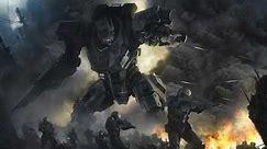 Sci-Fi War   Battle Ambience   2 hours