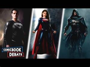 DCEU Supergirl Debuts in THE FLASH | Henry Cavill's Superman Status | Justice League Global Release