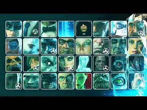 Batman Arkham City All Characters Unlocked