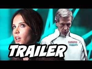 Star Wars Rogue One Official Teaser Trailer Breakdown