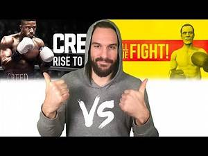 Creed VS Thrill of the fight - Best VR Boxing Game?