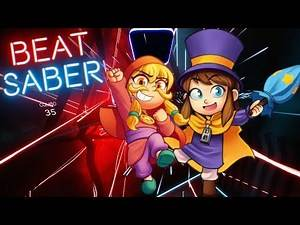 Beat Saber - You Are All Bad Guys - A Hat in Time (FC - ExpertPlus)