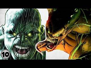 Top 10 Strongest Alternate Versions Of The Hulk - Part 2