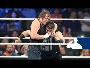 Dean Ambrose vs Kevin Owens at Royal Rumble 2016 | Daily Shoot