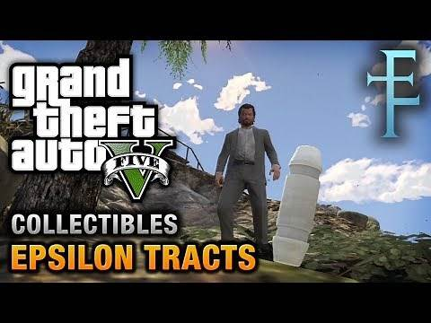 GTA 5 - Epsilon Tracts Location Guide