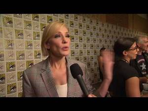 Thor Ragnaraok - Cate Blanchett Comic Con - 2017 Marvel Studios HD