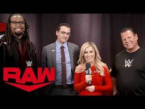 Unlikely announce trio is pumped for tonight: Raw Exclusive, Sept. 30, 2019