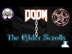 DOOM and The Elder Scrolls Share a Universe?
