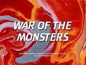 Weird-O-Rama episode 41 - War of the Monsters