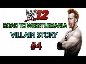 "WWE 12 Road To Wrestlemania ""Villain Story"" Walkthrough Part 4 - Regal Has a Plan"