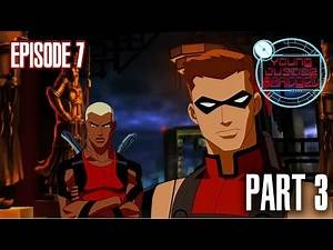 YJ Abridged Episode # 7: Shades of Red - Part 3