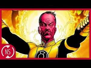 Why are the YELLOW LANTERNS Called the SINESTRO CORPS? || Comic Misconceptions || NerdSync