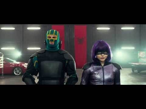 KICK-ASS 2 Official Trailer
