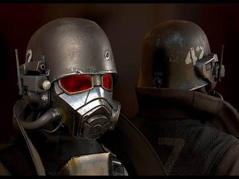 Fallout 4: New Vegas Greatest NCR Armor Mod