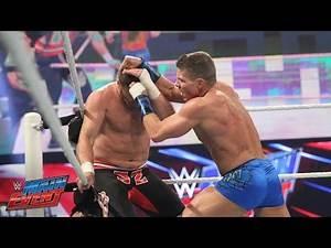 Sami Zayn vs. Tyson Kidd - WWE Main Event, November 11, 2014