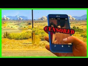 GTA 5 Porn App on Phones by Downloading GTA 5 From Google Play Store!