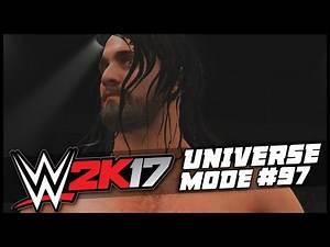 WWE 2K17 | Universe Mode - 'ROYAL RUMBLE PPV! (PART 3) | #97