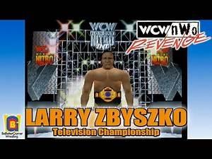WCW/nWo Revenge - Larry Zbyszko - TV Title (Hard)