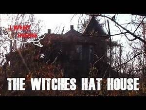 Witches Hat House Senacaville, Ohio Abandoned!