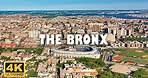 The Bronx, New York, USA 🇺🇸   4K Drone Footage