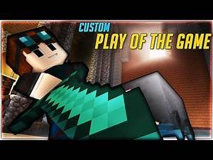"""""""Play of The Games"""" Animated - Overwatch Minecraft Animation"""