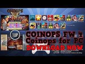 CoinOPs Forgotten Worlds 4 for PC - Perfect Arcade Retro Gaming Front End