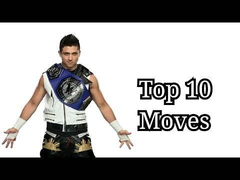 Top 10 Moves of T.J. Perkins