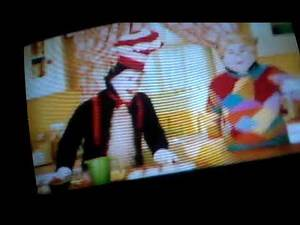 The Cat in the hat hang in there baby scene