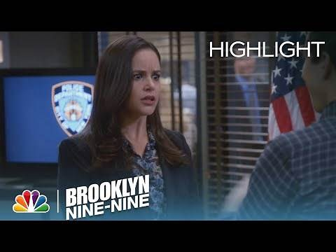 Brooklyn Nine-Nine - Jake and Amy's Sexy Workplace Banter (Episode Highlight)