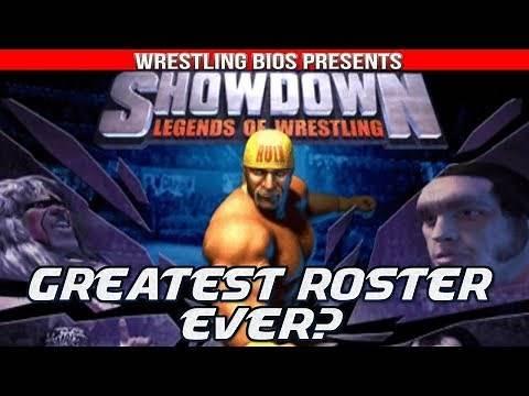 Showdown: Legends of Wrestling - The Greatest Roster Ever?