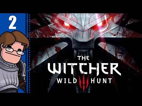 Let's Play The Witcher 3: Wild Hunt Part 2 - Learning How to Play Gwent