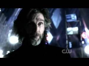 Smallville - 10.10 Luthor - Lionel and Clark in the Fortress