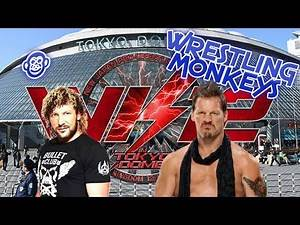 Y2J vs Kenny Omega at Wrestle Kingdom 12