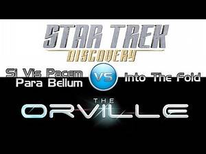 Trek it or Wreck it #7: This Week's Discovery vs. The Orville!