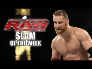 NXT Stars TakeOver Raw - WWE Raw Slam of the Week 9/8