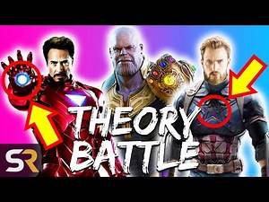 Will The Avengers Build Their Own Infinity Gauntlet? [Theory Battle]