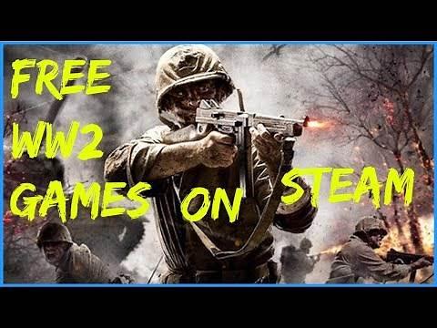 Best Free WW2 Games On Steam PC