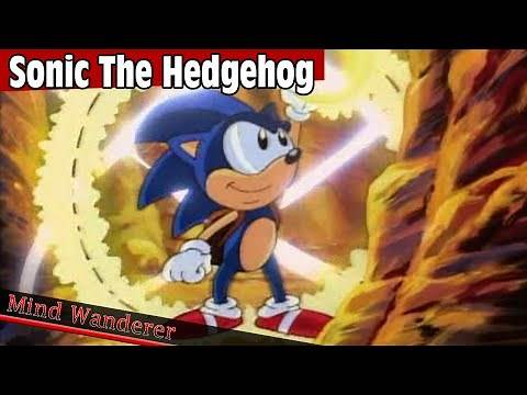 Sonic The Hedgehog (SatAM) Review - Mind Wanderer