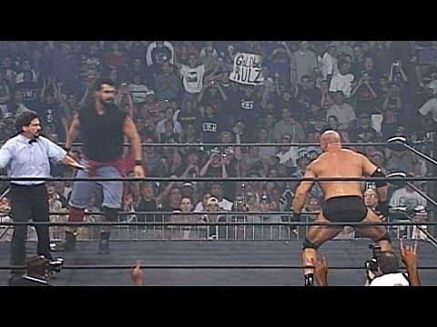 Goldberg destroys a 7-foot-2 Superstar: WCW Thunder, June 18, 1998
