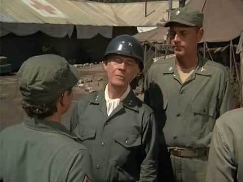 Harry Morgan, before he was Mash's Colonel Potter he was General Steele