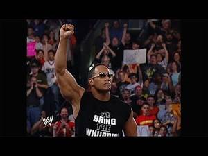 The Rock Returns to WWE: Raw, June 17, 2002