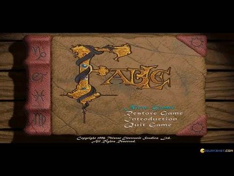 Fable gameplay (PC Game, 1996)