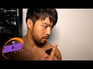 Hideo Itami is determined to be WWE Cruiserweight Champion: Exclusive, Dec. 19, 2017