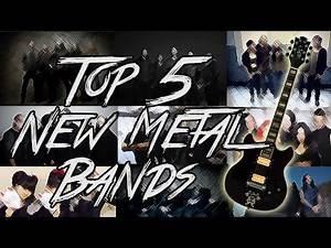 Top 5 New Metal Bands