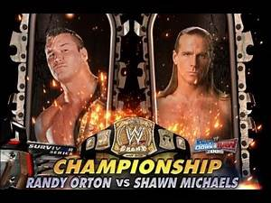 WWE Survivor Series 2007 Review